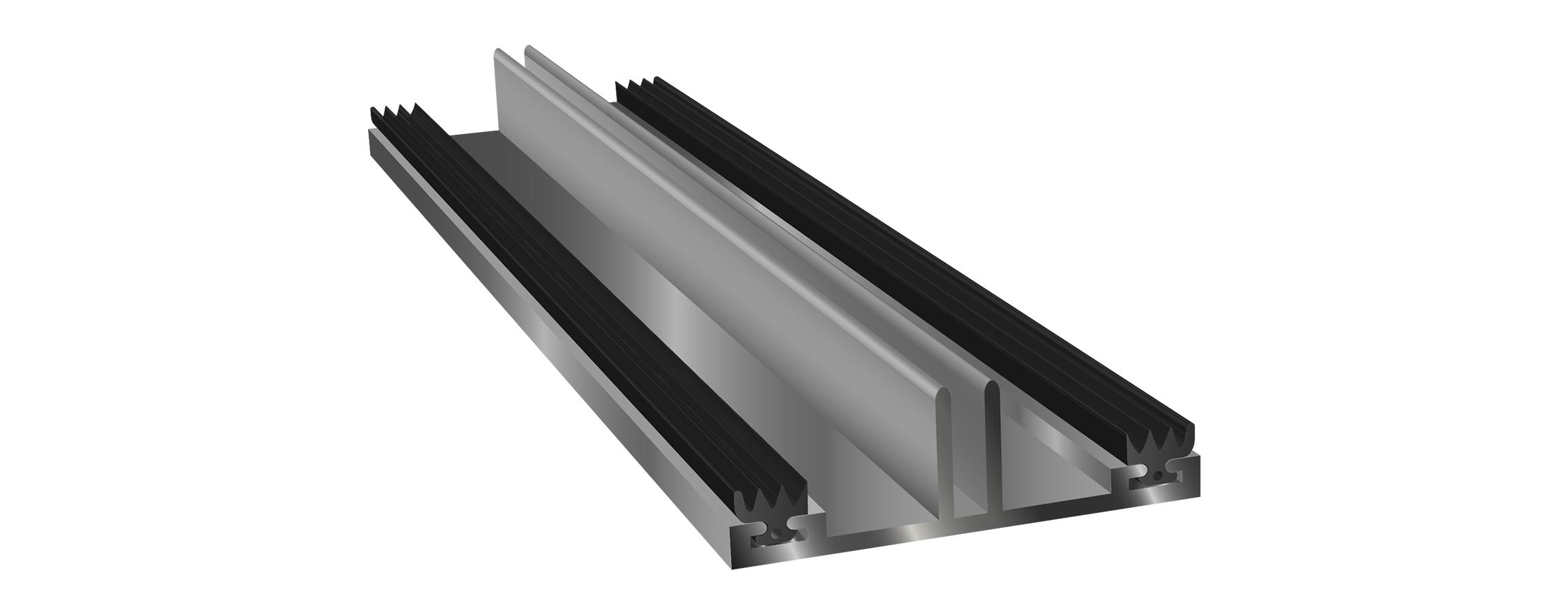Алюминиевый профиль база (60мм)