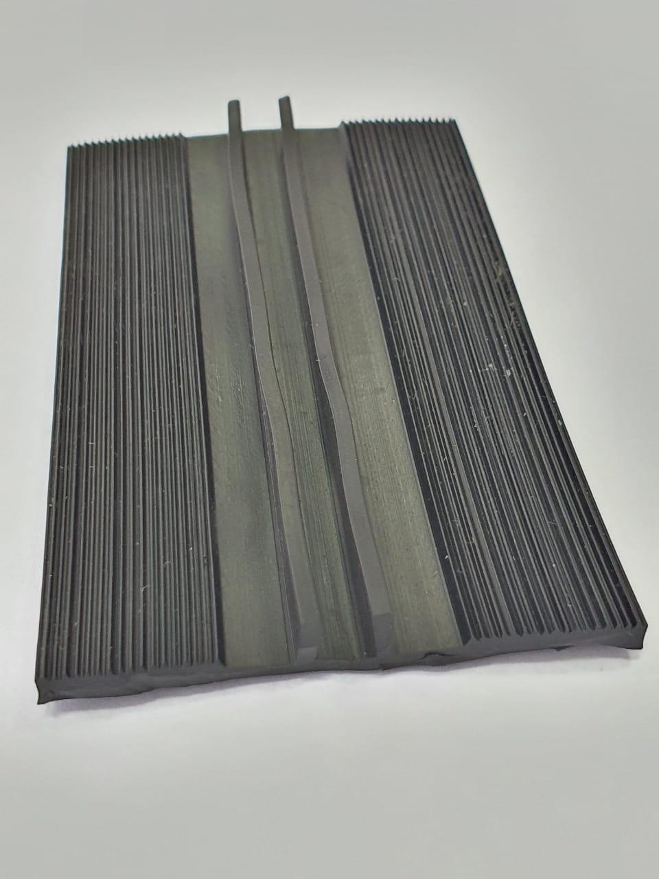 Уплотнитель для герметизации алюминиевых профилей широкий